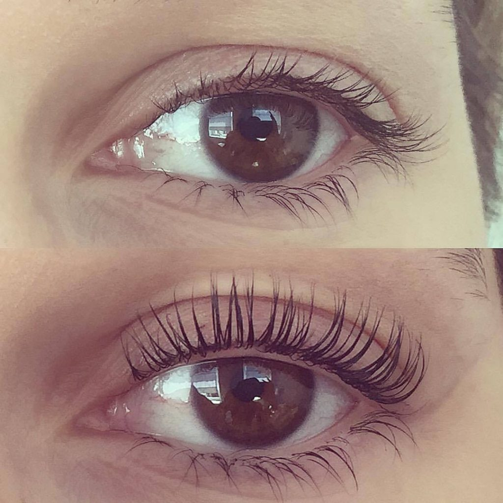 Lash Lifting (Wimpern- Lifting) im Beauty House