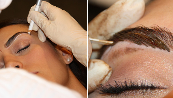 Microblading bei Beauty House
